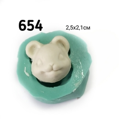 Молд силиконовый Мышка