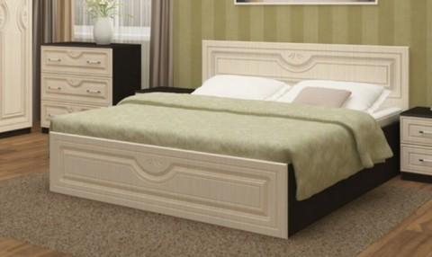 Кровать ЗК-1,6 Зиля МДФ