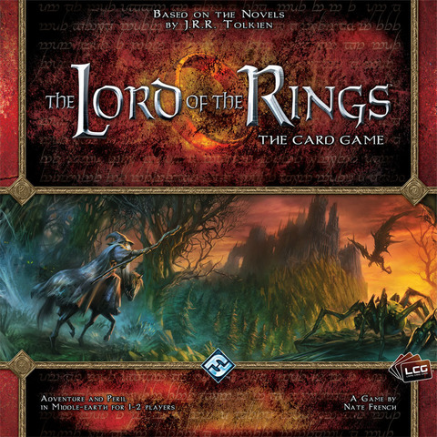 The Lord of the Rings Card Game (Core)