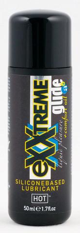 Смазка на силиконовой основе Exxtreme Glide 50мл 44031