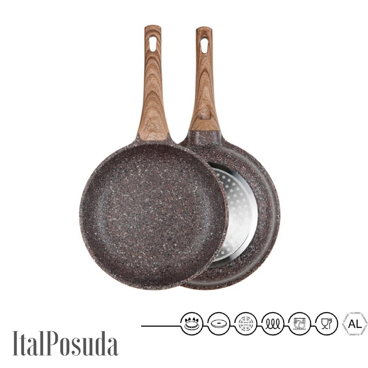 Сковорода NADOBA GRETA 28 см