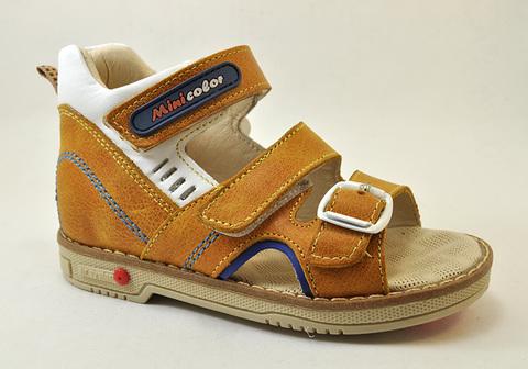 Сандалии Minicolor (Mini-shoes) арт. 554-1
