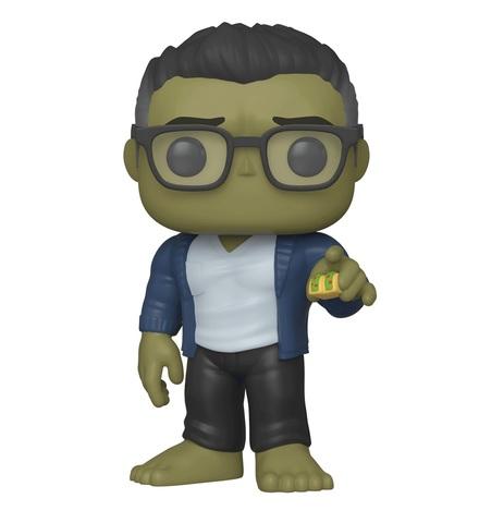 Фигурка Funko POP! Bobble: Marvel: Avengers Endgame: Hulk w/Taco 45139