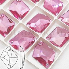 Интернет-магазин страз Cosmic Light Rose светло-розовые оптом