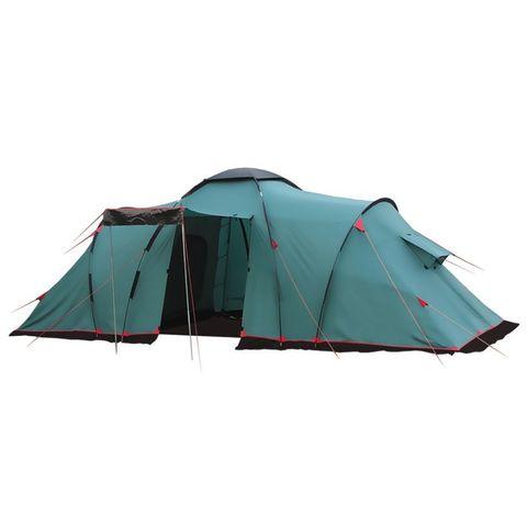 Кемпинговая палатка Tramp Brest 4 (V2) (зеленый)