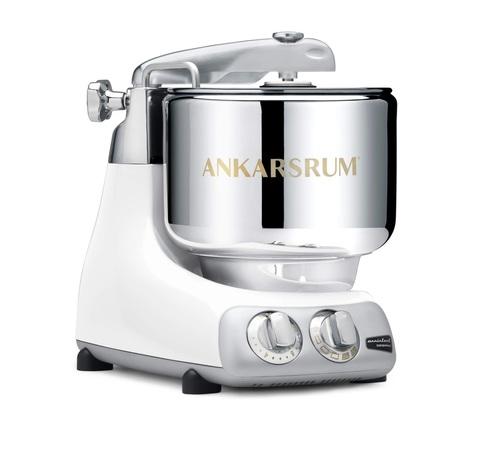 Тестомес для дома Ankarsrum AKM6230 Assistent белый, фото