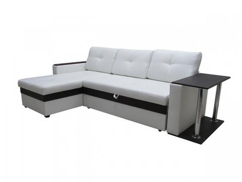 Угловой диван Атланта 3 эконом со столиком
