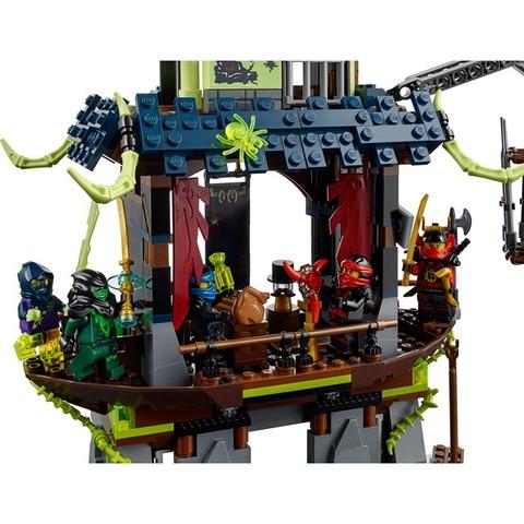 LEGO Ninjago: Город Стикс 70732 — City of Stiix — Лего Ниндзяго