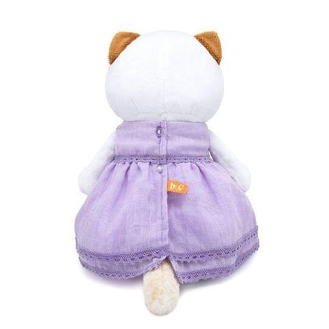 Кошечка Ли-Ли в лавандовом платье