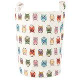 Тканевая корзина для игрушек Owl совы