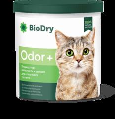 Ликвидатор запаха и влажности для кошачьего туалета со спорообразующими бактериями BioDry