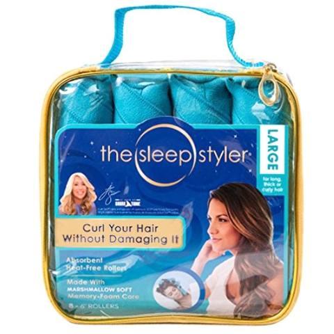 Мягкие бигуди  Sleep Styler