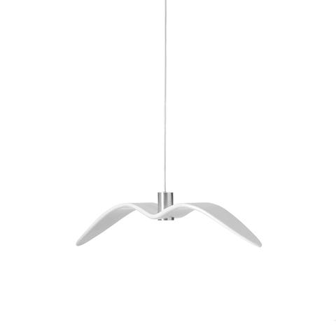 Подвесной светильник копия Night Birds PC963 by Brokis (белый)