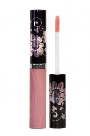 LavelleCollection блеск для губ LG-15 тон 105 искрящийся дымчато-розовый 10мл
