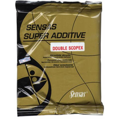 Добавка в прикормку Sensas ADDITIVE DOUBLE Scopex 0.2кг