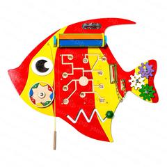 Бизиборд «Рыба скалярия»