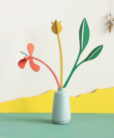 Бумажные цветы Spring Boogie