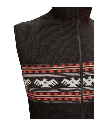 Жилет шерстяной с подогревом RedLaika Arctic Merino Wool RL-TM-08 с капюшоном