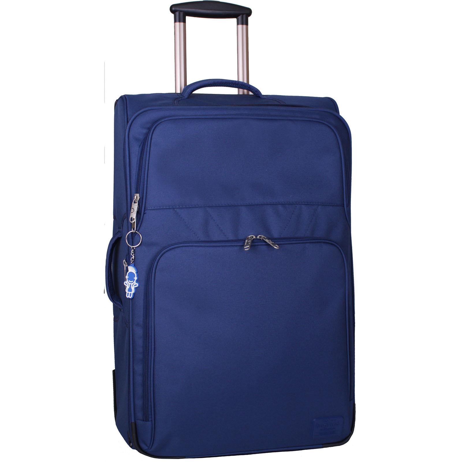 Дорожные чемоданы Чемодан Bagland Леон большой 70 л. Синий (003766627) IMG_3022.JPG