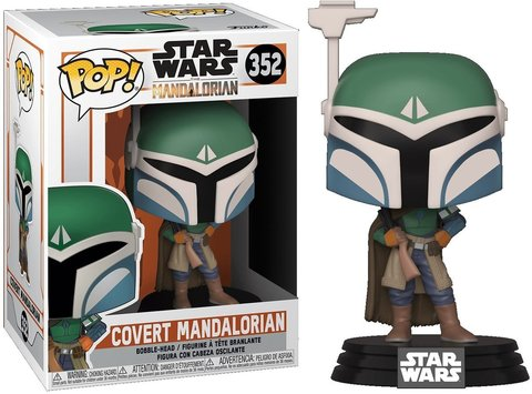 Covert Mandalorian Funko Pop! || Мандалорец