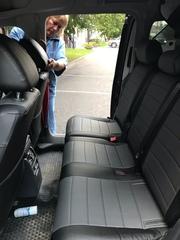 Чехлы на Volkswagen Caddy 2004–2015 г.в.