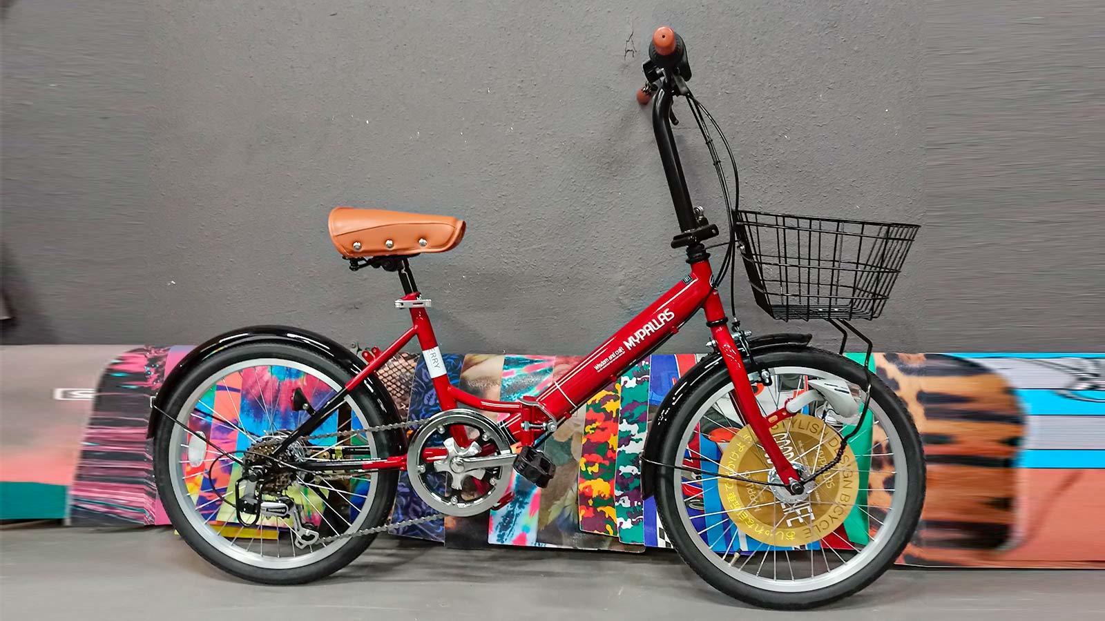 велосипед городской MyPallas M204