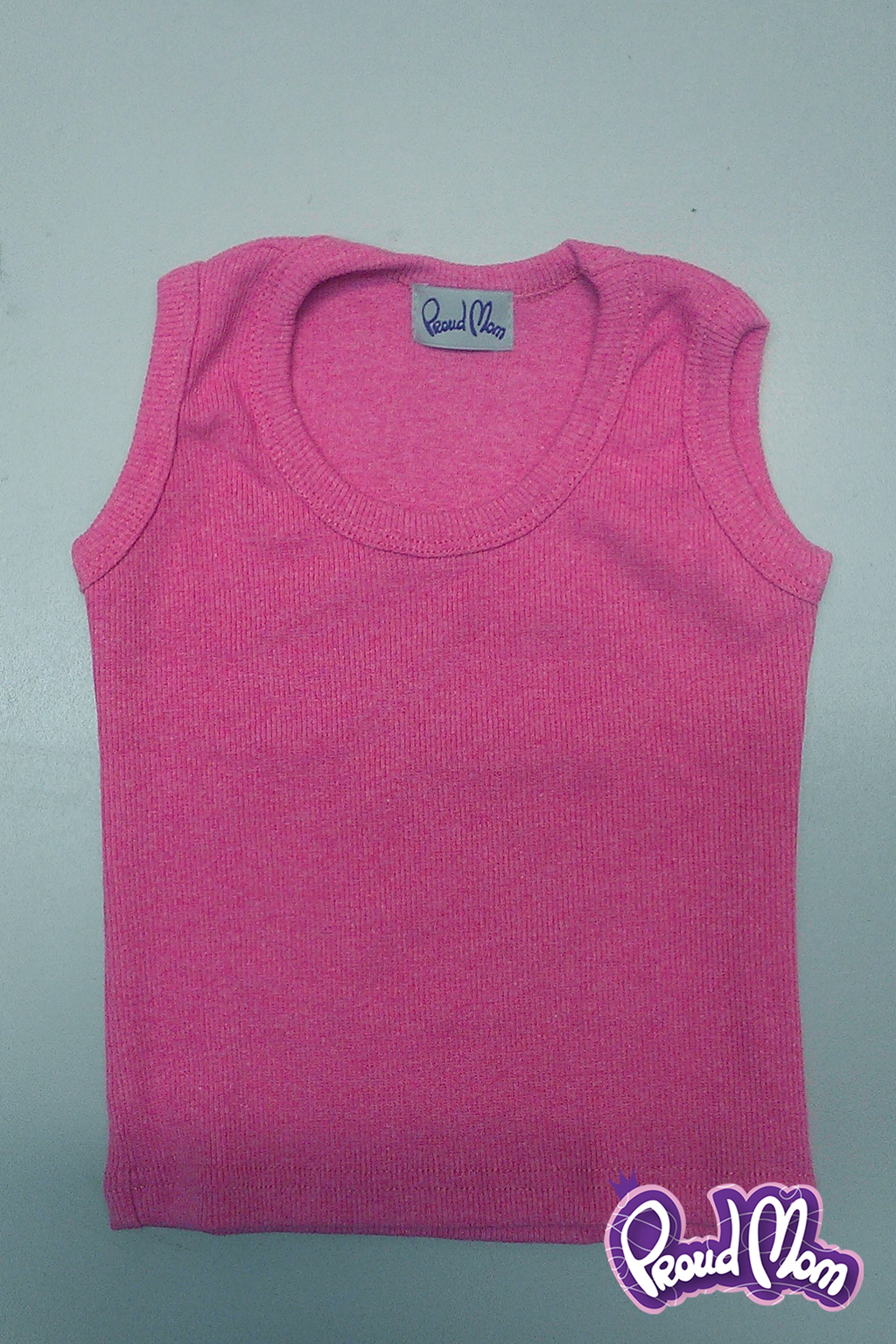 Детская маечка Легкость бытия розовая - Фото 12