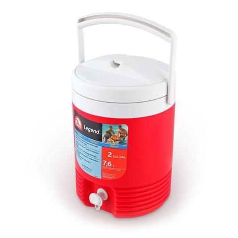 Изотермический контейнер (термобокс) Igloo 2 Gal (7 л.), красный