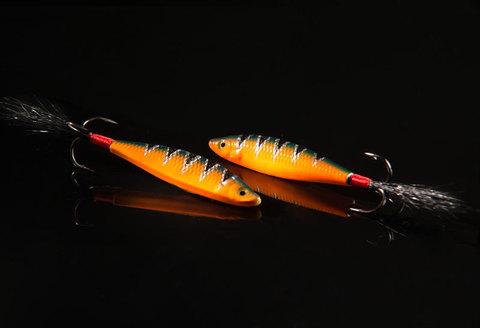 Бокоплав ручной работы Fire Fish цвет 006