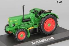 Модель Трактор №84 Deutz D 8005А (история, люди, м