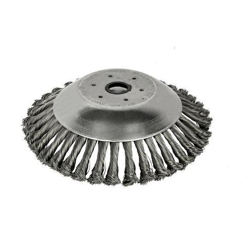 Кордщетка для триммера DDE металлическая, 200 * 20/25,4 мм, шт
