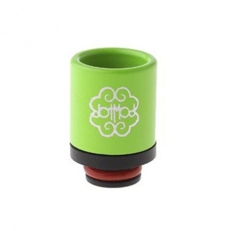 Drip-Tip Dotmod Styled Aluminum + POM Hybrid 19мм зеленый