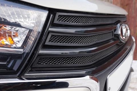 Защита радиатора Lada Vesta 2015-/Vesta SW 2017