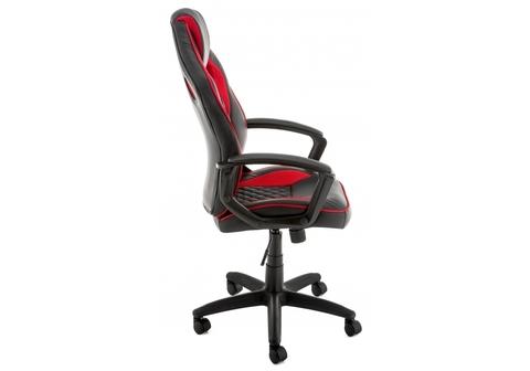 Офисное кресло для персонала и руководителя Компьютерное Raid черное / красное 60*60*115 Черный / красный