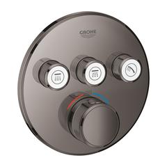 Термостат для душа встраиваемый на 3 потребителя Grohe Grohtherm SmartControl 29121A00 фото