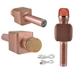 Беспроводной Караоке-Микрофон  YS-68 Magic Karaoke розовый