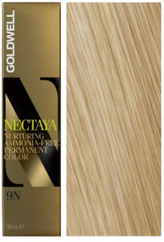 Goldwell Nectaya 9N очень светло-русый 60 мл