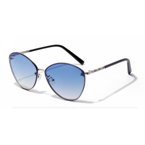 Солнцезащитные очки 1958004s Синий - фото