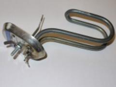 ТЭН для водонагревателя Ariston 1.5кВт овальный  фланец