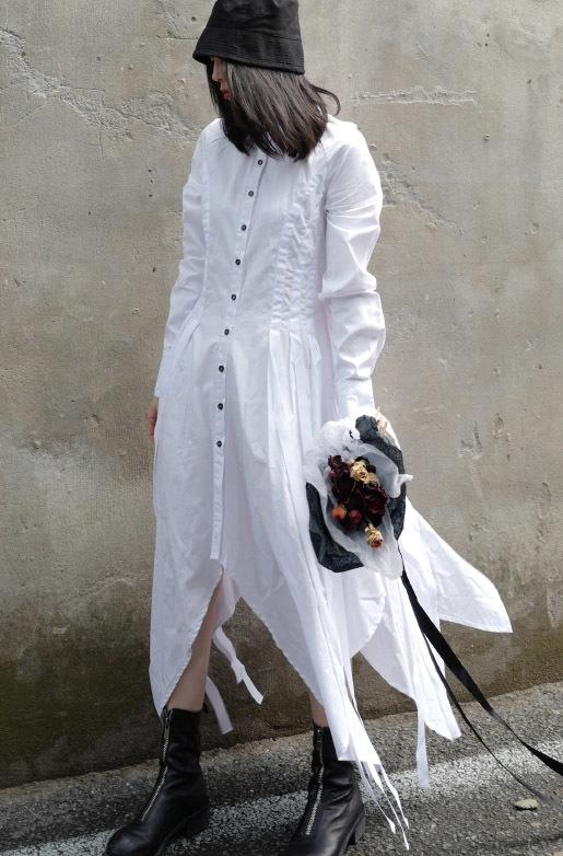 Рубашка-платье «PHAN»