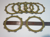 диски сцепления 6+1шт Honda CB400SS CL400 Suzuki DR250 95-00 DRZ250 01-07