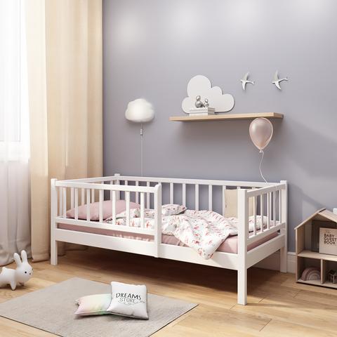 Кровать BASIC LIGHT белая