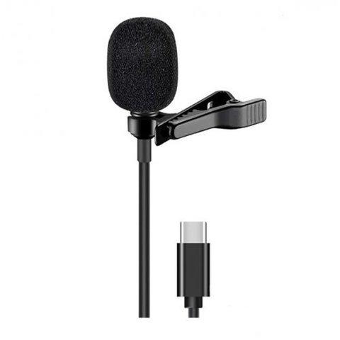 Микрофон петличный Candc DC-C4