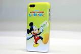 Силиконовый чехол City для iPhone 5C (Mickey Mouse)