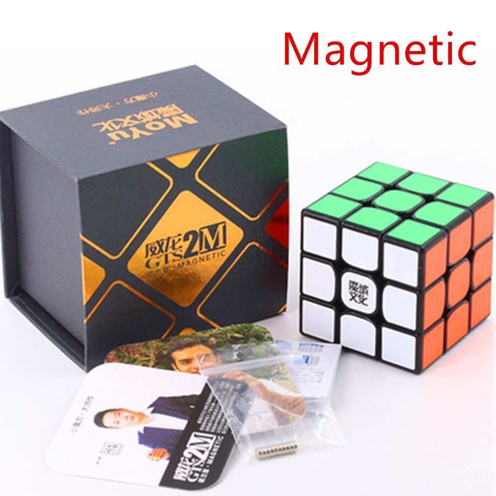 MoYu 3x3x3 Weilong GTS V2 Magnetic