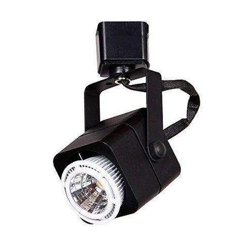 Квадратный трековый светильник под лампу MR16 GU5.3