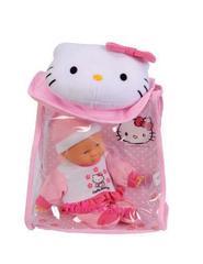 Smoby Пупс Hello Kitty в рюкзачке в ассортименте (5016216-1)