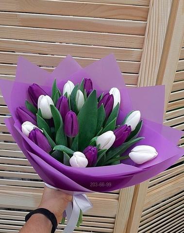 17 тюльпанов #17856