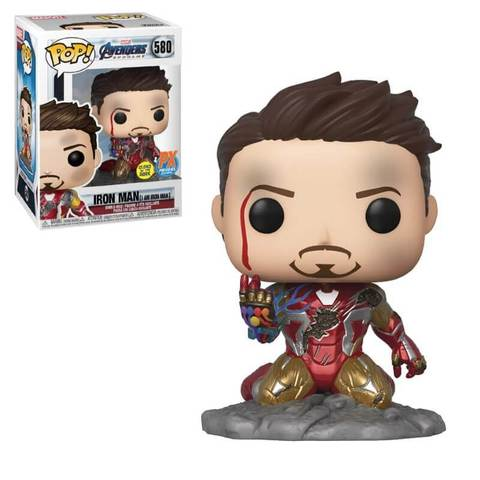 I am Iron Man Funko Pop! Vinyl Figure