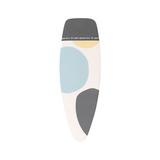 Чехол PerfectFit 135х45 см (D), 2 мм поролона, термоустойчивая зона для утюга, Цветные пузыри, артикул 133121, производитель - Brabantia